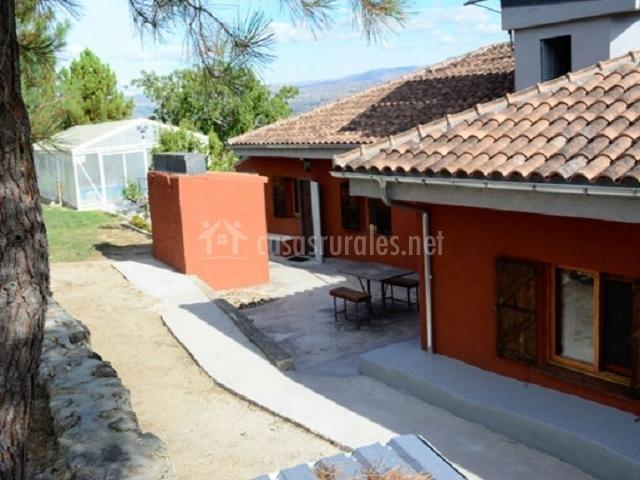 El labrao de gredos casas rurales en villanueva de avila vila - Villanueva de avila casa rural ...