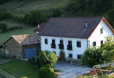 Casa rural Jauregui II - Ibilcieta, Navarra