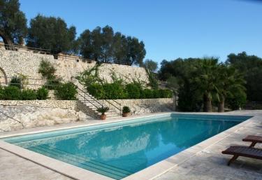 Casita Almez  - Es Puig Moltó - Montuïri, Mallorca