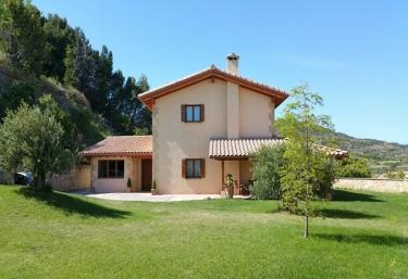 Aranbeltza Etxea - Dicastillo, Navarra