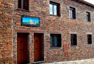 3 casas rurales en villarreal de san carlos - Casa rural monfrague ...