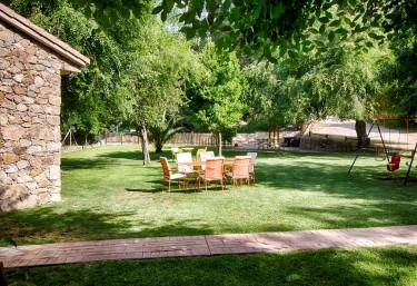 La Casa Rural - Las Cabañas Rural - Candeleda, Avila
