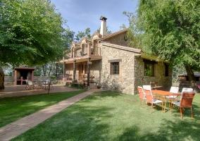 La Casa Rural - Las Cabañas Rural - Candeleda, Ávila