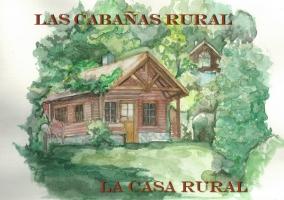 La casa rural las caba as rural en candeleda vila - Logo casa rural ...