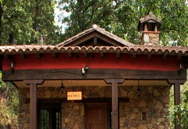 El Bungalow - Las Cabañas Rural - Candeleda, Avila