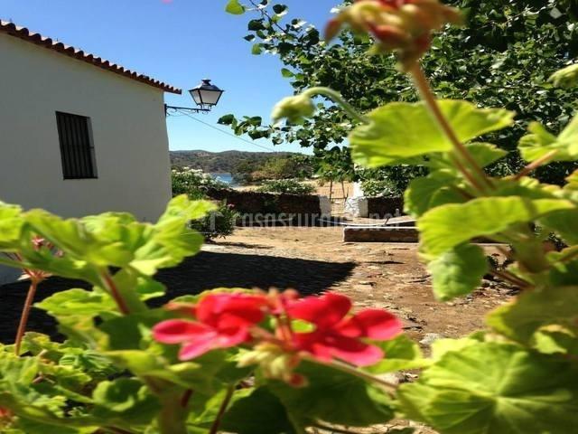 Casa rural el moral en zufre huelva for Casa rural jardin del desierto tabernas