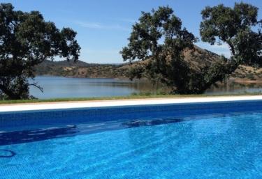 Casa Rural El Encinar - Finca La Vicaria - Zufre, Huelva