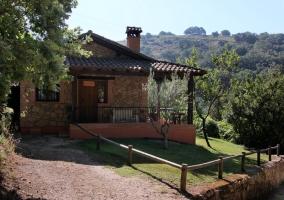 El Bungalows Suite - Las Cabañas Rural