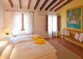 Sala de estar de dormitorio Limón