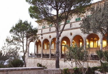 Hospedería Santuario de Cura - Randa, Mallorca