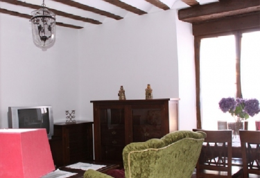 Apartamento rural Aldonza - Siguenza, Guadalajara
