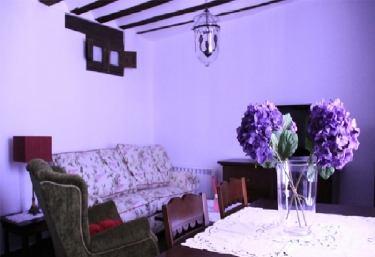 Apartamento rural Jimena - Siguenza, Guadalajara