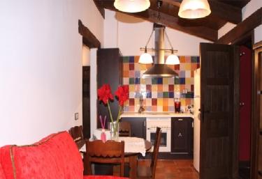 Apartamento rural Rodrigo - Siguenza, Guadalajara