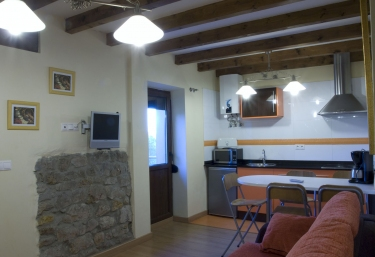 Apartamento Naranja - Apartamentos Viñas - Queveda, Cantabria