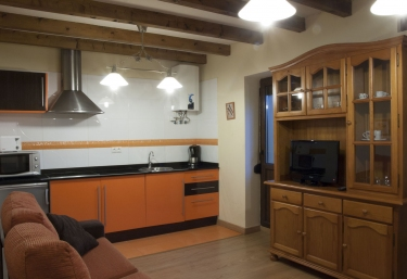 Apartamento Morado - Apartamentos Viñas - Queveda, Cantabria