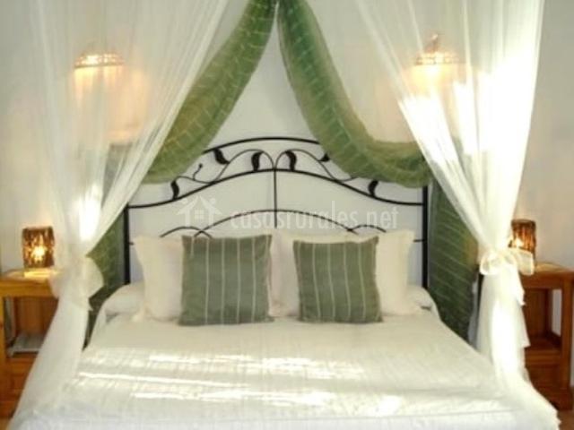 Dormitorio suite superior