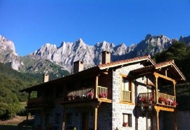 Las Rocas de Brez- Apartamento 3 - Brez, Cantabria