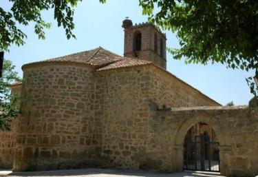 Iglesia de Burgohondo
