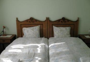 Dormitorio camas individuales juntas