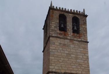 Navalperal de Tormes, iglesia