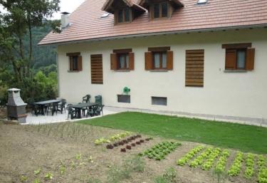 Casa Rural Amalur Etxea I - Ezcaroz, Navarra