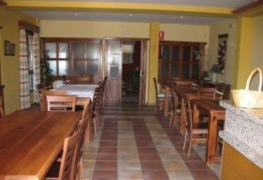 Comedor y acceso al salón