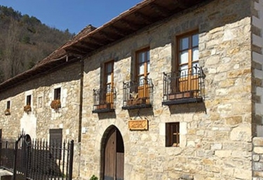 Casa Aciri II - Ezcaroz, Navarra