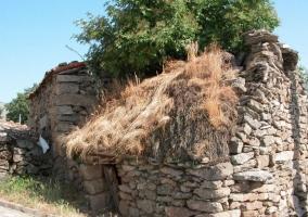 Casas antiguas del pueblo