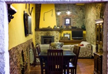 La Roana - Montanchez, Cáceres