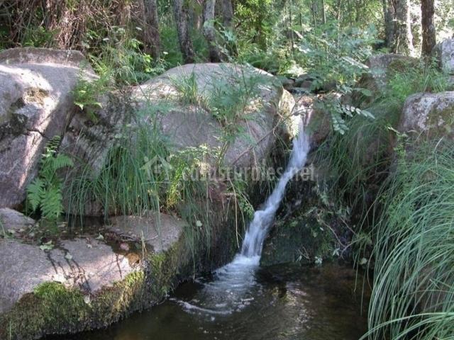 Río cercano