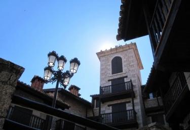 Casa Rural El Berrueco - El Real de Bohoyo - Bohoyo, Ávila