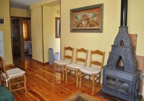 Apartamento El Hornito- El Real de Bohoyo