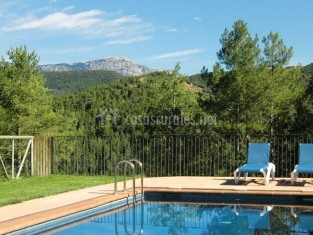 Casa la moixella en lladurs lleida - Casas rurales lleida piscina ...