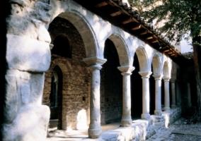 Vista interior del Santuario