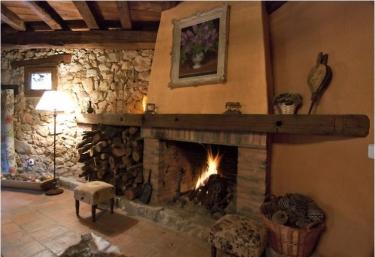 Casas rurales con chimenea en segovia - Casas rurales con chimenea para dos personas ...
