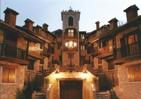 Apartamento La Riguera - El Real de Bohoyo