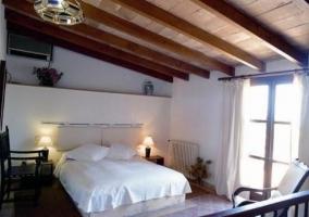 Dormitorio doble superior
