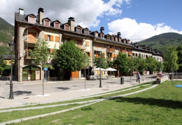 Los Tilos - Benasque, Huesca