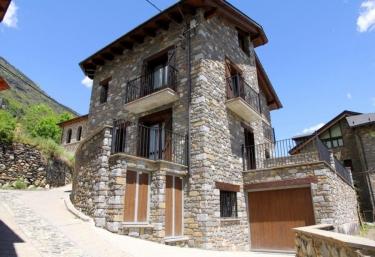 Apartamento El Huerto Derecha - Sahun, Huesca