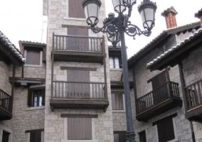 Apartamento La Mogota - El Real de Bohoyo