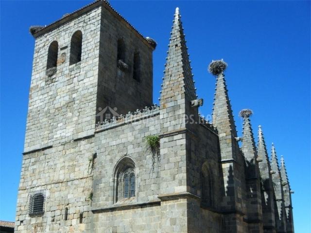 Bonilla de la Sierra, Iglesia de San Martín de Tours