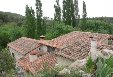 Molino de los Gamusinos - Tolbaños, Ávila