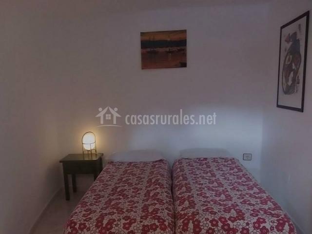 Surf Beach House - Habitación de 2 camas twin