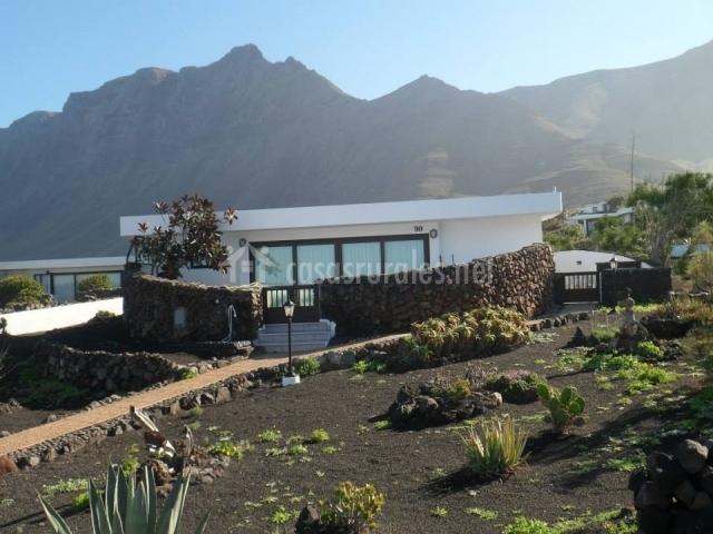 Casa Kari - Rampa de acceso