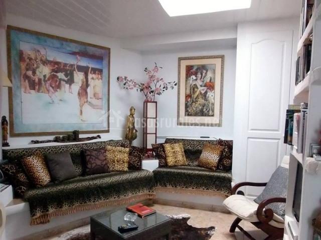 Apartamento Mona Lisa - Salón