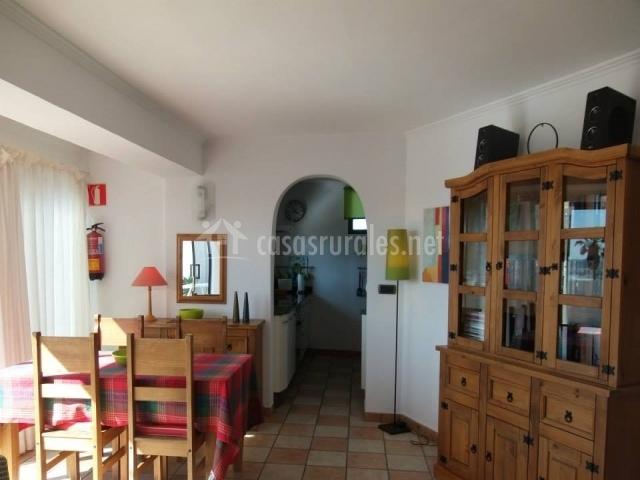 Casa Chicho - Comedor