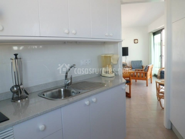 Casa Kari - Cocina