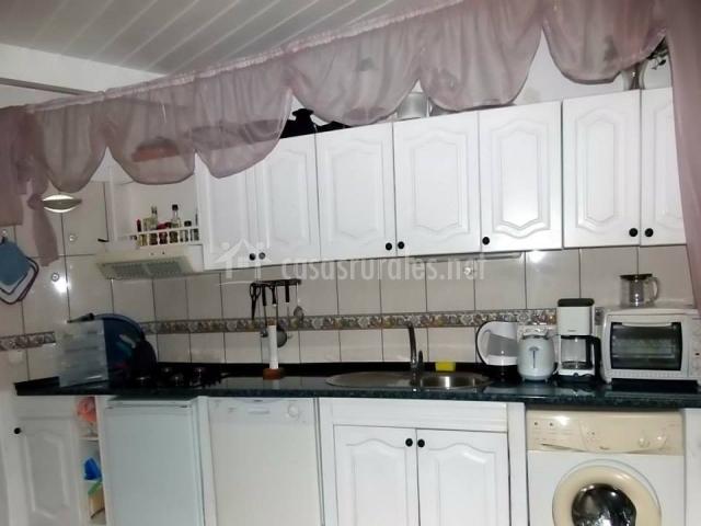 Apartamento Mona Lisa - Cocina
