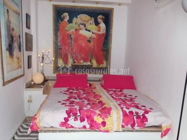 Apartamento Mona Lisa - Habitación matrimonio