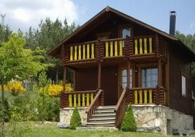 Casa El Álamo